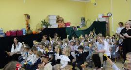 Obrady Optymistycznego Sejmu Dziecięcego w Miejskim Przedszkolu Nr 10 w Ciechanowie