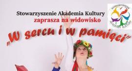 W sercu i w pamięci - premiera widowiska muzyczno-tanecznego w PCKiSz