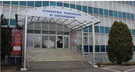 Wolne stanowisko urzędnicze w Starostwie Powiatowym w Ciechanowie