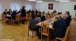 Rada Miejska w Glinojecku wybrała przewodniczącego i wiceprzewodniczących