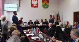 Nowy wójt i radni gminy Sońsk złożyli ślubowanie [wideo/zdjęcia]