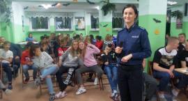 Policjanci spotkali się z młodzieżą z Sońska