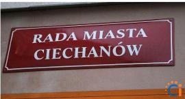 Znamy składy komisji Rady Miasta Ciechanów