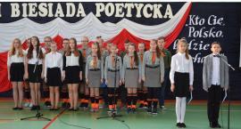 W Szkole Podstawowej nr 4 odbyła się Biesiada Poetycka [zdjęcia]
