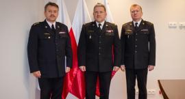 Oficjalnie: Straż pożarna w Ciechanowie ma nowego komendanta [zdjęcia]