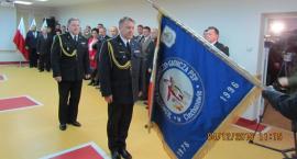 Nowy komendant KPPSP w Ciechanowie złożył ślubowanie