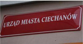 Ciechanowski ratusz zatrudni głównego specjalistę
