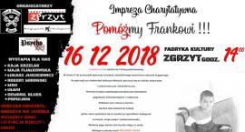 Pomóżmy Frankowi - w Ciechanowie odbędzie się koncert charytatywny [wideo]