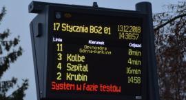 W Ciechanowie trwa uruchamianie elektronicznego systemu informacji pasażerskiej