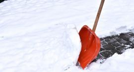 Intensywne opady śniegu - ostrzeżenie dla powiatu ciechanowskiego