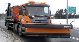 PUK odpowiada za zimowe utrzymanie dróg w Ciechanowie