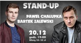 Fabryka Komedii - ostatni w tym roku wieczór ze Stand Up