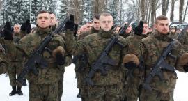 Pierwsza przysięga Terytorialsów w ciechanowskich koszarach [wideo/zdjęcia]