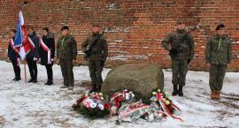 W Ciechanowie uczcili pamięć patriotów powieszonych na dziedzińcu Zamku [zdjęcia]