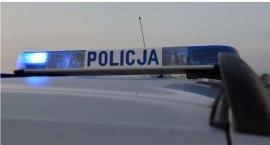 Kierowca Mercedesa przesadził z prędkością w gminie Regimin