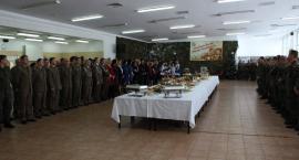 Spotkanie wigilijne u ciechanowskich Terytorialsów [fotorelacja]