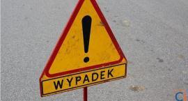 Trzy samochody zderzyły się w Pawłowie pod Ciechanowem