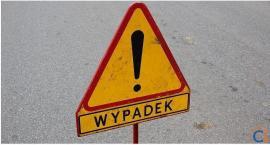 Z ostatniej chwili: Zablokowana droga Ciechanów-Glinojeck