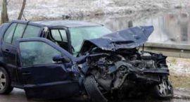 Wypadek w Pawłowie - wyjaśnienie przyczyn - raport Policji