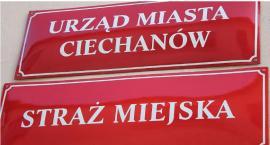 Wolne stanowisko w ciechanowskiej Straży Miejskiej