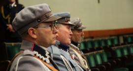 Ciechanowscy Piłsudczycy z wizytą w Sejmie RP [foto/wideo]