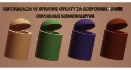 Zmiana stawek opłat za gospodarowanie odpadami komunalnymi w gm. Opinogóra Górna