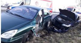 Włączała się do ruchu i spowodowała wypadek