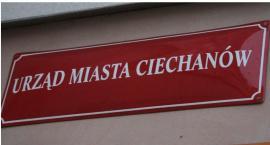 Ciechanowski ratusz zatrudni inspektorów