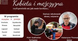 Spotkanie literacko - muzyczne na Dzień Kobiet w Ciechanowie
