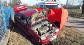 Kolejny tragiczny wypadek w gminie Sońsk. Jedna osoba nie żyje [zdjęcia]