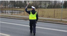 Piraci drogowi w pow. ciechanowskim. Pięć osób straciło prawka jednego dnia