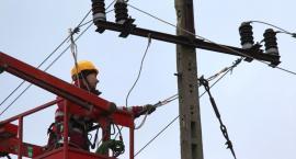 Poważna awaria prądu w powiecie ciechanowskim. Do kiedy potrwają utrudnienia?