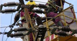 Awaryjne wyłączenia prądu w części powiatu ciechanowskiego