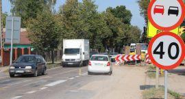 Utrudnienia na Płońskiej - realizacja inwestycji ZWiK
