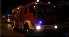 Strażacy z pow. ciechanowskiego usuwali skutki silnego wiatru