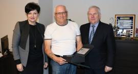 Wyróżnienie dla trenera Witolda Suskiego