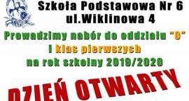 Dzień Otwarty w SP 6 w Ciechanowie