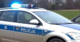 Pościg za pijanym kierowcą w gminie Sońsk. Ucieczkę zakończył w rowie