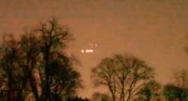 UFO nad Ciechanowem? Tajemnicze zjawiska widziano też w innych miejscach