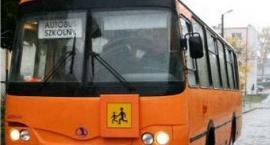 Kompletnie pijany przewoził dzieci autobusem szkolnym