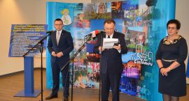Marszałek zapowiada inwestycje w regionie ciechanowskim