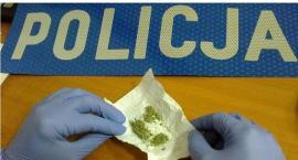 Narkotykowe zatrzymanie na Blokach