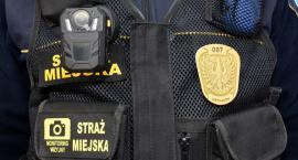 Kamery na mundurach strażników miejskich z Ciechanowa