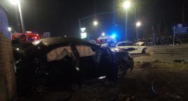 Tragiczny wypadek na skrzyżowaniu ul. Niechodzkiej i Mazowieckiej w Ciechanowie [zdjęcia]