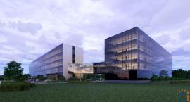 Przy Starostwie Powiatowym powstanie nowoczesny budynek administracyjny [zdjęcia]