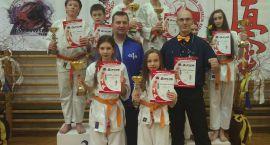 Siedem medali zawodników Ciechanowskiego Klubu Karate Kyokushin!