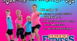 Rodzinny Maraton Fitness w Ciechanowie!
