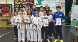 Kolejne sukcesy karateków z Ciechanowa (zdjęcia)
