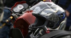 Motocyklista ciężko ranny w wypadku