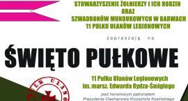 Defilada konna, piknik na błoniach - w Ciechanowie odbędzie się Święto Pułkowe
